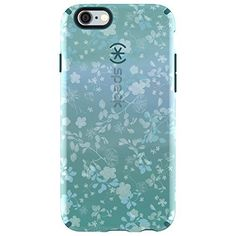Speck Products CandyShell Inked Case for iPhone 6/6S - Retail Packaging - Overlay Floral Aqua/Atlantic Green, http://www.amazon.com/dp/B01E35SIJC/ref=cm_sw_r_pi_awdm_EmLvxb3DD41M6