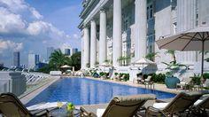 The Fullerton Hotel Singapore, , Singapore