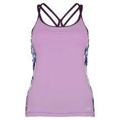 Sofibella Perseverance Athletic Cami Top /Lavender