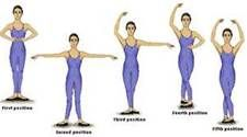 5 Ballet Positions