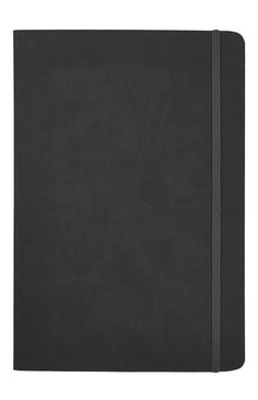 Primark black A5 faux leather note book!