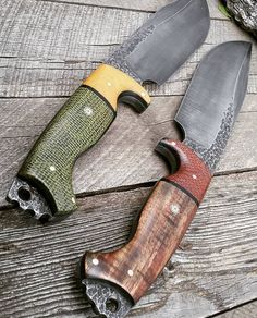 Black Roc Knives