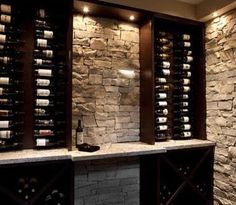 Wine cellar idea