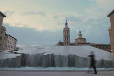 Fantasmas en Zaragoza. #Zaragoza #Urbana #FuenteDeLaHispanidad #Saragossa #Urban