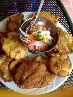 <3 Haitian Food