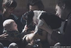 Baby portrait wins Taylor Wessing photography prize.