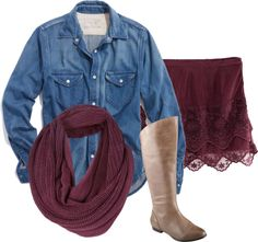 """""""MAROON"""" by rprov on Polyvore"""