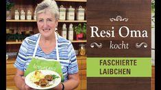 Resi Oma kocht - Faschierte Laibchen - YouTube