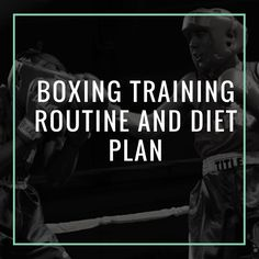 The Beginners Guide to Boxing – Fortis Boxing Training Routine, Boxers Diet, Perfect Body Motivation, Boxer Training, Amrap Workout, Strict Diet, Binge Eating, Burgers, Athletes