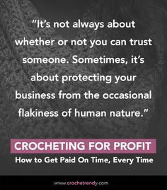 Crocheting for Profi