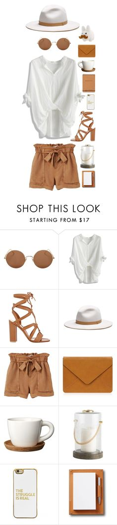 """""""Birds Flying High..."""" by gbaby707 ❤ liked on Polyvore featuring Sunday Somewhere, Chicwish, Gianvito Rossi, rag & bone, MANGO, Höganäs Ceramic, Arteriors, BaubleBar and Asprey"""