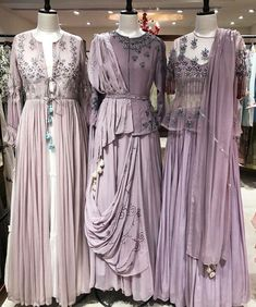 Indo-Western dresses .