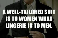 Mhmm love me a man in a suit