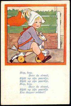 Marie (Rie) Cramer was een Nederlandse illustratrice, boekbandontwerper en schrijfster. (1887 - 1977)