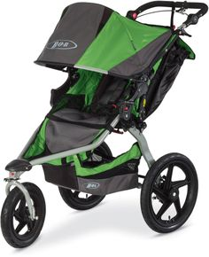 The BOB Revolution Pro Stroller lets you and your little one get outside for a run together.