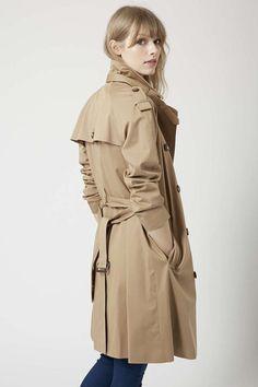 Classic Trench Coat Coat // 15 Best Trenchcoats