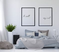 A History Of Stunning Bedroom Decorations Ideas Refuted 31 - lowesbyte Wall Art Quotes, Quote Wall, Quote Prints, Wall Art Prints, Rachel House, Diy Bedroom Decor, Bedroom Inspo, Home Decor, Bedroom Prints