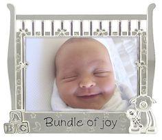 Bundle of Joy Picture Frame