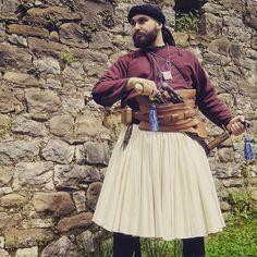 Εορτές Εξόδου 2018 Greek Independence, Army List, Napoleonic Wars, Swords, Portrait, People, Men Portrait, Sword, People Illustration