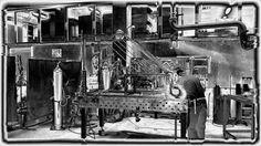 In Penta Systems lavoriamo così, artigianato industriale  #Arredamenti #LavorazioniMetalliche  Industrial craftsmanship #Furniture