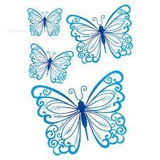 Resultado de imagen para plantillas para decorar paredes Tattoo Cake, Floral, Flowers, Butterfly Template, Decorate Walls, Adhesive, Paper Flowers, Stencils, Faeries