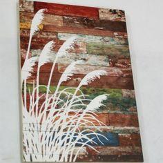 DIY Plywood Art                                                                                                                                                      More