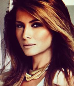 Our new First Lady