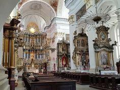 grodno_bialorus_bazylika katedralna_oltarz_franciszkaksawerego_fot_krzysztofmatys