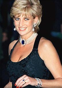 Princess Diana and her love of sapphires