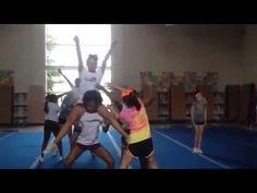 2015UG - YouTube Easy Cheerleading Stunts, Cool Cheer Stunts, Cheerleading Bedroom, Easy Cheers, Cheer Coaches, Team Cheer, Cheer Routines, High School Cheer, Cheer Pictures