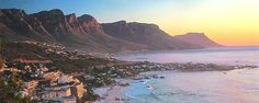 Looking for a little sunshine this year? Head to Cape Town to soak in all its warm colors!