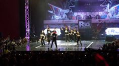 R16 KOREA in 2010, Jinjo crew performance [HQ, 1080p]