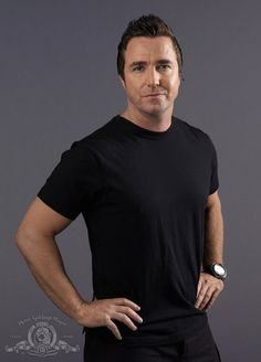Paul McGillion-Beckett is named after his Stargate Atlantis Character