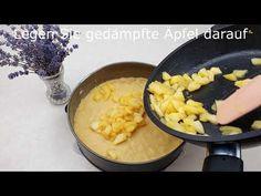 Nopea resepti omenapiirakalle! Se on yksinkertainen ja erittäin maukas! - YouTube Apple Pie Recipes, Quick Recipes, Healthy Banana Muffins, No Cook Desserts, Macaroni And Cheese, Cooking, Ethnic Recipes, Food, Be Simple