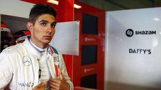 Esteban Ocon Monza 2016 Ferrari, F1 Drivers, Champions, Courses, Tv, Ayrton Senna, Formula 1, Television Set, Television