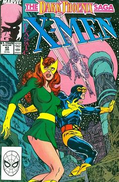 Classic X-Men # 43 by John Byrne