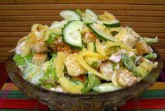 Pre všetkých, ktorí chcú schudnúť bez hladovania: Zbierka 5 super chutných šalátov, ktoré zasýtia a naštartujú lenivý metabolizmus! Low Carb Recipes, Healthy Recipes, Crunches, Tahini, Healthy Weight Loss, Vegetable Recipes, Salad Recipes, Potato Salad, Zucchini