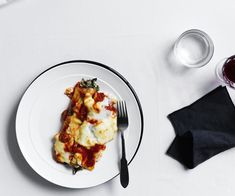 Cannelloni is a special occasion pasta, thanks to its numerous components. This recipe, by Santo Palato's Sarah Cicolini, is one to pull out when you need to impress. Filled with beef and ricotta, it also uses a par-cooked besciamella. Chef Recipes, Pasta Recipes, Savoury Recipes, Savoury Dishes, Cannelloni Recipes, Charcuterie Plate, Filled Pasta, Bacon Sausage, Ravioli Recipe