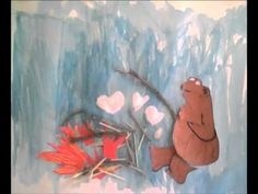 Beer op vlinder. School, Painting, Bears, Insects, Painting Art, Paintings, Painted Canvas, Drawings