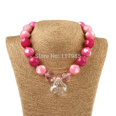 Christmas Gift Lovely Pink Valentine Day Necklace 2Pcs Creative Teardrop Little Girls Bubblegum Necklace Photo Props //Price: $24.99 & FREE Shipping //     #accessories #necklaces #pendants #earrings #rings #bracelets    FREE Shipping Worldwide     Get it here ---> https://www.myladyempire.com/christmas-gift-lovely-pink-valentine-day-necklace-2pcs-creative-teardrop-little-girls-bubblegum-necklace-photo-props/