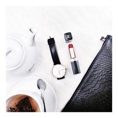 Flatlay-teatime- Blog Mode