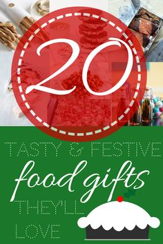 Homemade Food Gifts for Christmas - A Thrifty Mrs