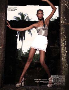 """Editorial """"Fashion Warrior"""" da Revista Jacques Janine #5 - Foto: Márcio Del Nero"""
