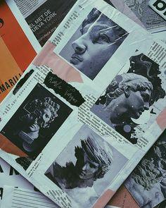 Bullet Journal School, Bullet Journal Notebook, Bullet Journal Inspiration, Cute Notes, Pretty Notes, Journal Aesthetic, School Notes, Scrapbook Journal, Art Journal Pages