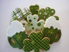 St. Patty's Day cookies — St. Patrick's Day