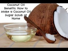 How to Make DIY Exfoliating Scrub with Coconut Oil