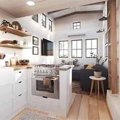 Tiny House Ideas: Inside Tiny Houses  Bilder von Tiny Homes Inside und Out (auch Videos!)
