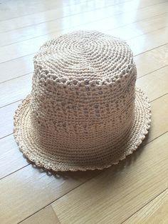 Summer crochet bag & hat