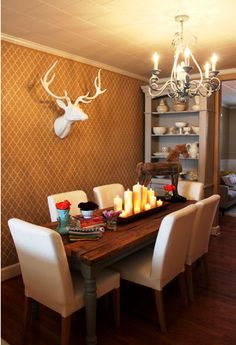 Graphic & Fun: Dining Room