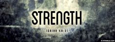 Isaiah 40:31 NKJV - The Lord Shall Renew Their Strength - Facebook Cover Photo